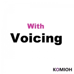 With Voicing (+60usd)